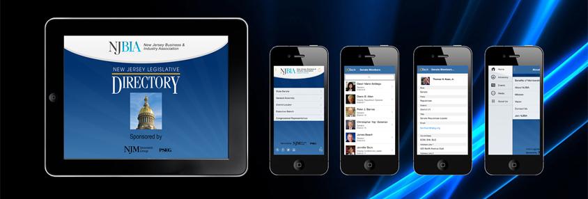 Legislative Directory App