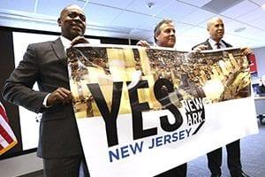 Newark Mayor Ras Baraka