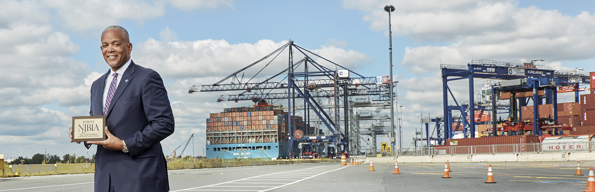 Ensuring Smooth Sailing for NJ Jobs and Overseas Shipping
