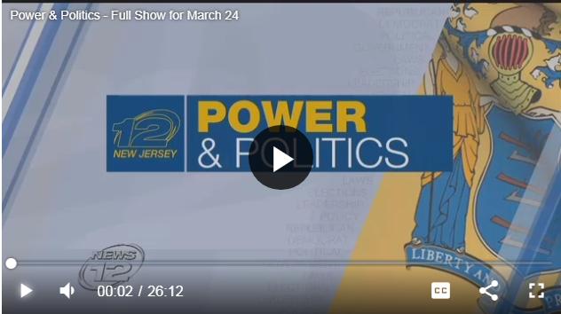 Power and Politics intro screenshot