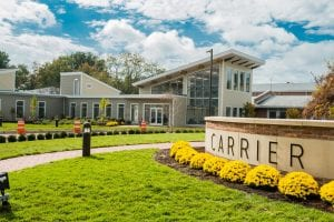 Carrier Clinic in Belle Meade.