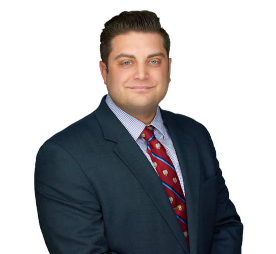 Attorney Michael Schewe headshot