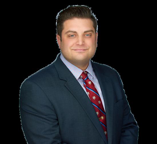 Attorney Michael Schewe headshot