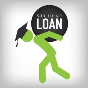 student loan debt image