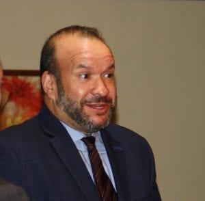 Commissioner of Labor Robert Asaro-Angelo