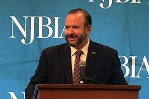 NJ Labor Commissioner Robert Asaro-Angelo