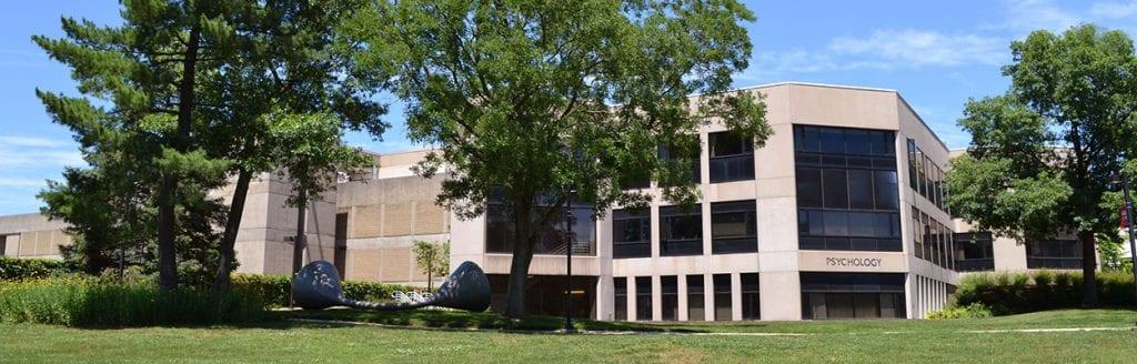 Rutgers Psych Building