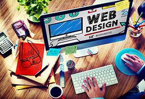 image of Web Design Development Style Ideas Interface Concept