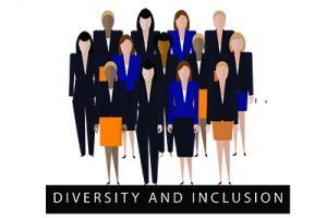 image of diverse workforce