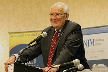 Photo of BPU President Joseph Fiordaliso