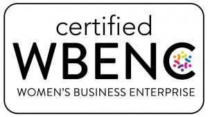 certified Women's Business Enterprise insignia