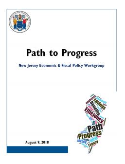 path to progress report cover