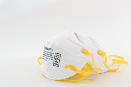 N95 respirator masks