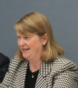 Shipley at NJBIA's Government Affairs Policy Committee