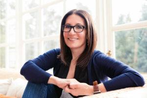 Bobbi Brown, keynote speaker at NJBIA Women Business Leaders Forum