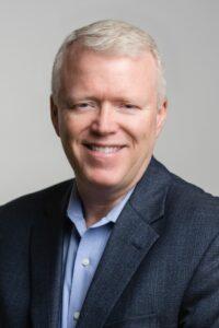 Head shot of Doug Claffey, CEO of Energage