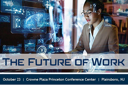 Image showing future of work