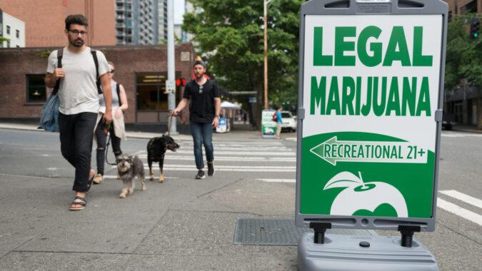 Image of Legal Marijuana