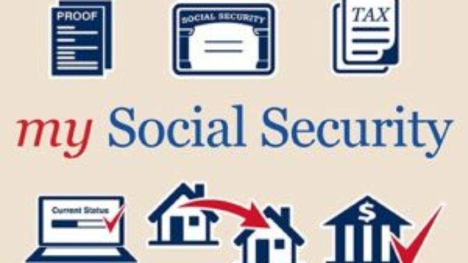 my Social Security image