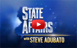 Screen shot of State of Affairs title page