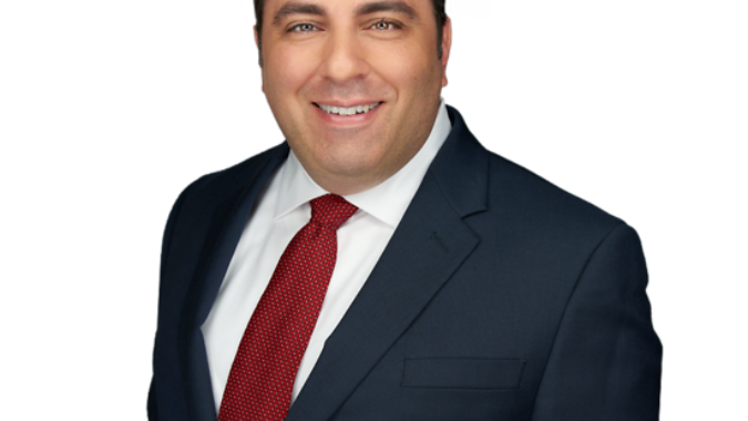 Attorney Michael Shadiack portrait