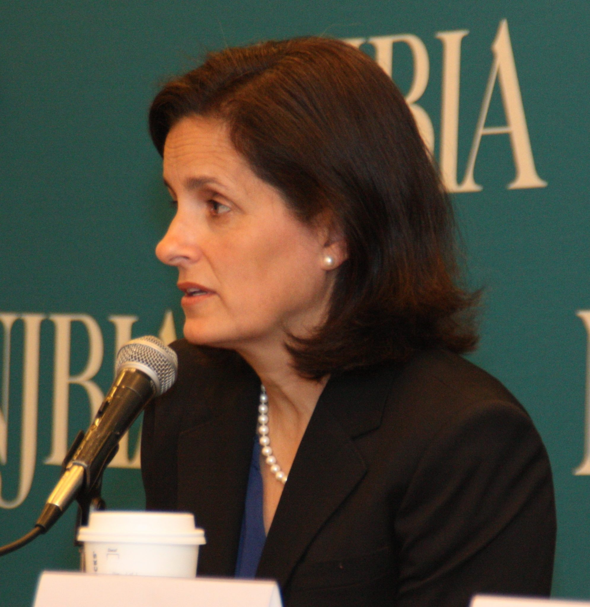 Treasurer Elizabeth Maher Muoio