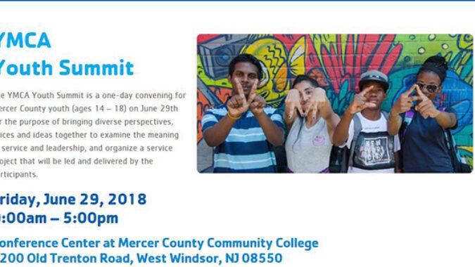 YMCA Youth Leadership Summit flier