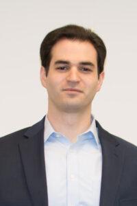 headshot of Charles Ritschel