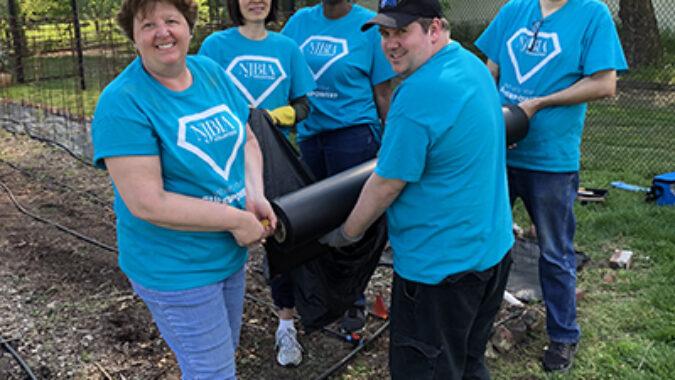 NJBIA volunteers