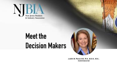 NJ Health Commissioner Judith Persichilli
