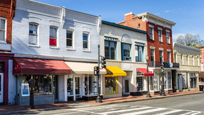 Downtown Main Street USA