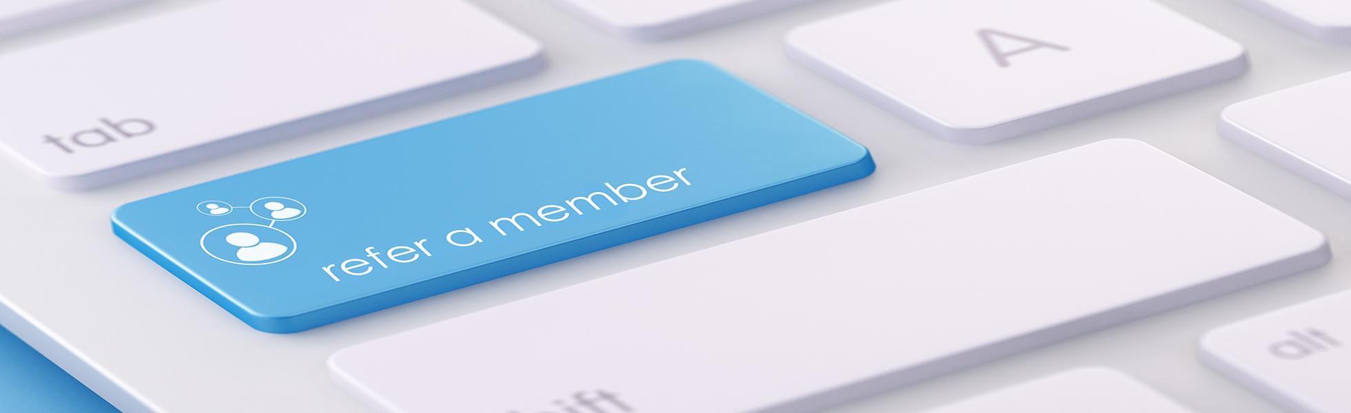 Refer a member